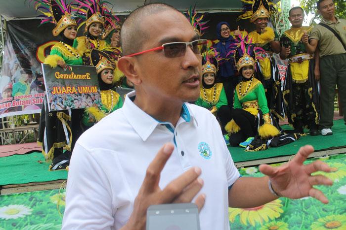 Jember Makin Rame, Lomba Senam dan Tari Gemufamere 2017