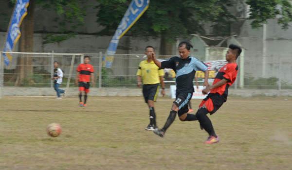 Bhayangkara Polres Situbondo Menang Telak 4-1, di Laga Lanjutan Kapolda Jatim Cup 2017