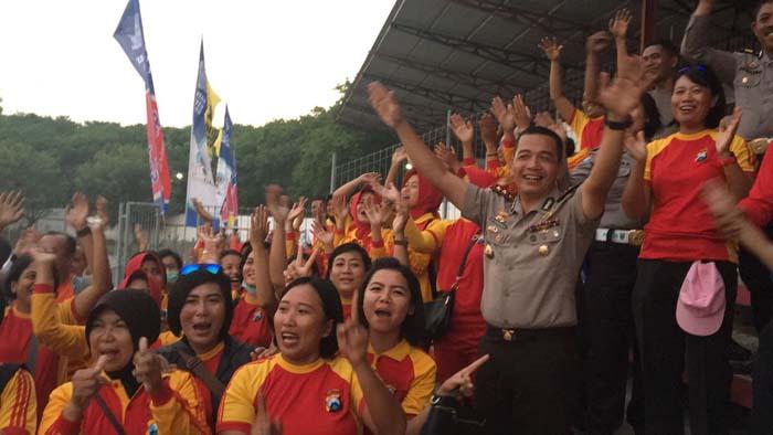Tim PS Bhayangkara Polres Mojokerto Sukses ke Putaran 16 Besar