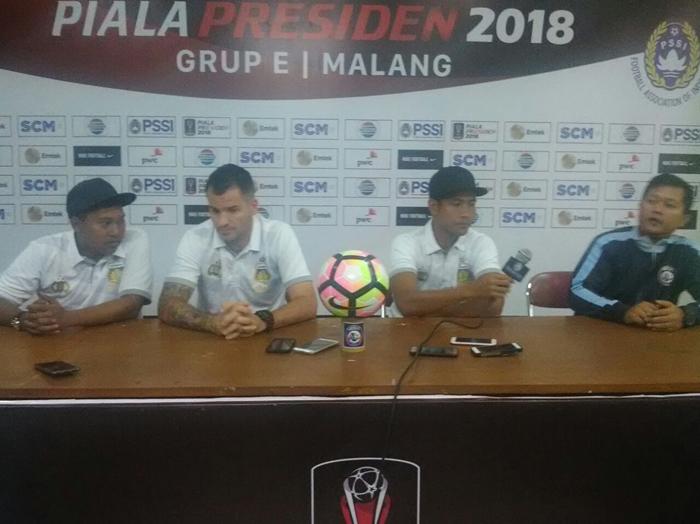 Bhayangkara FC yakin Lolos Grup E Piala Presiden