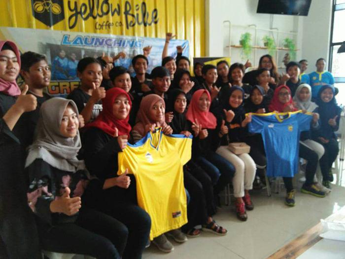 Gresik Putri FC Tetap Launching Meski Tanpa Restu Bupati