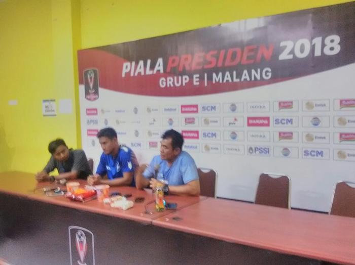 Usai Bekuk PSIS 3-1, Arema Fokus Hadapi Bhayangkara FC