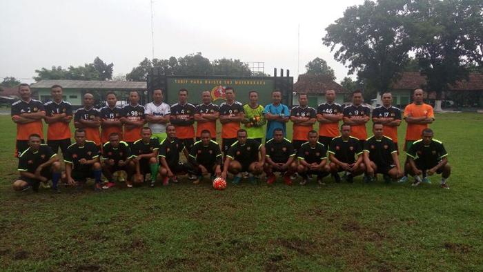 Hadapi Mayangkara FC, Comando FC 082 – 0815 Unggul 2-1
