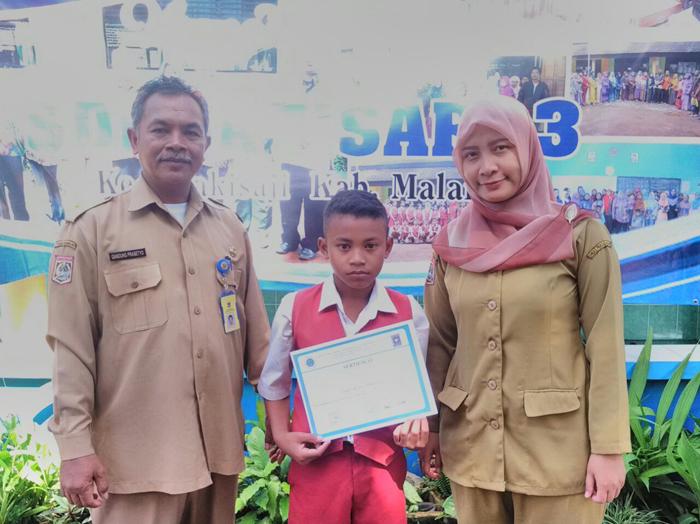 Siswa SDN Jatisari 03 Pakisaji Juara Pencak Silat