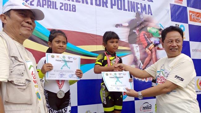 403 Atlet Sepatu Roda se-Indonesia Rebut Piala Walikota Malang dan Direktur Polinema
