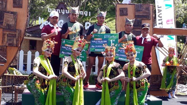 Atlit Condromowo Yonif 509 Kostrad Borong Juara Banyuwangi Ijen Green Run 2018