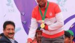Atlet Kota Batu Sukses Raih Emas Asian Games 2018
