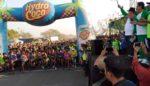 Pelari Kenya Juara Lomba Lari  10 K LUSI