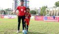 Alea Yoi Salwa dan Jasmine Sefia Waini Cahyono, Kakak Beradik Pesepak Bola Cewek