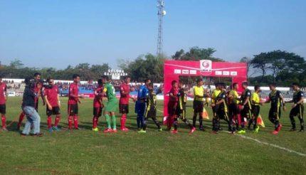 Gasak Kalteng Putra 2-1, PSMP Pimpin Klasemen