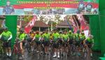 Fun Bike di Kota Malang, Tandai Perayaan HUT Korps Perhubungan TNI-AD