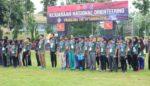 281 Atlet Semarakkan Kejurnas Orienteering Panglima TNI IV 2018