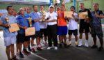 Tim Ganda Lamongan Juara Turnamen Tenis Lapangan Korpri Cup 2018
