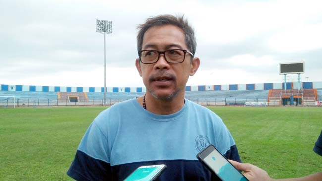 16 Besar Piala Indonesia, Aji Berharap Persela Diperkuat Pemain asing