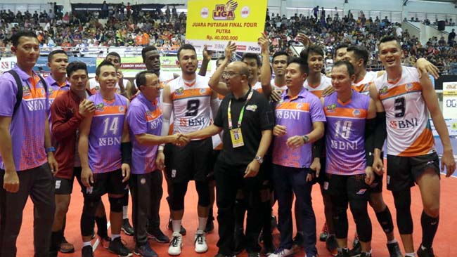 4 Tim Proliga 2019 Bakal Semarakkan Grand Final Pekan Depan