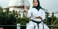 Karateka UMM Rebut Emas di International Cup 2019 Italia