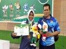 Anggar Putri Situbondo Rebut Medali Perunggu Pertama