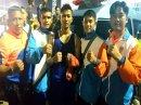 Pahlawan Arena, Tiga Petinju Kota Malang Raih Medali Emas