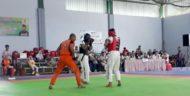 Hari Pertama Tanding, Dua Atlet Tarung Derajat Kota Malang Masuk Semifinal