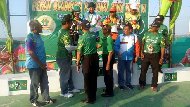 Tampil Memukau, Tim Sepatu Roda Kota Malang Raih 2 Emas
