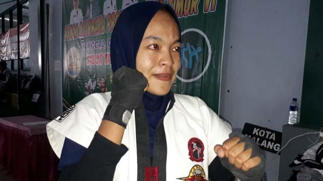 Tarung Derajat Kota Malang Gondol 2 Emas, 3 Perak dan 2 Perunggu