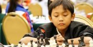 Berlaga di Kejuaraan Asia, Dua Pecatur Yunior Kota  Malang Raih Dua Emas